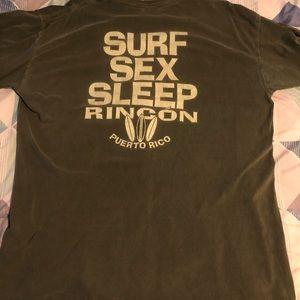 Vintage Puerto Rico Party Shirt
